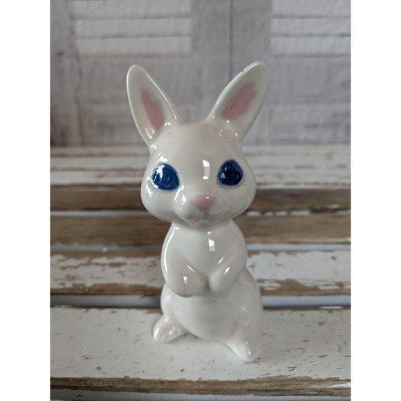 Vintage rabbit bunny decor spring Easter